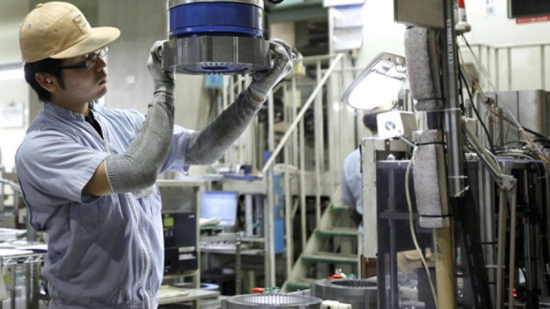 Pedidos de maquinaria de Japón se dispararon - Pedidos de maquinaria de Japón se dispararon