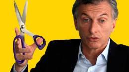 Recortes de Macri son tildados de demagógicos - Recortes de Macri son tildados de demagógicos