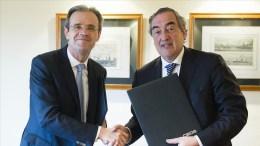 Caixabank y CEOE seguirán financiando empresas con 20.000 millones de euros - Caixabank y CEOE seguirán financiando empresas con 20.000 millones de euros