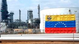 EEUU prepara sanciones petroleras contra Venezuela - EEUU prepara sanciones petroleras contra Venezuela