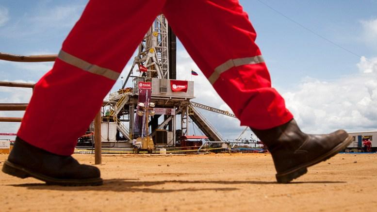 Venezuela cotiza su petróleo en Petros - Venezuela cotiza su petróleo en Petros