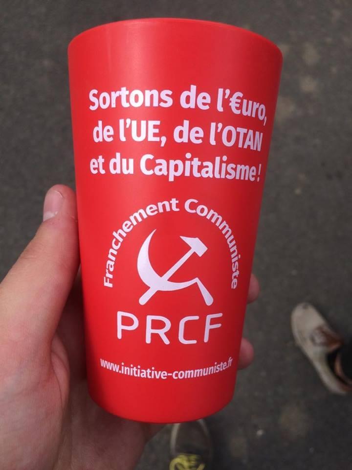 Les verres du PRCF.