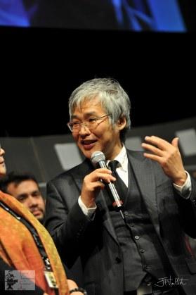 IM Sang-Soo (président du jury international / Photo : Jean-François Maillot