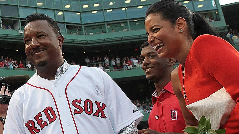 Pedro Martinez Moves Back to Boston