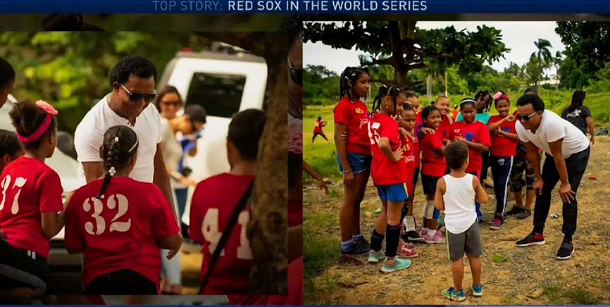 Pedro Martinez Foundation Making a Difference