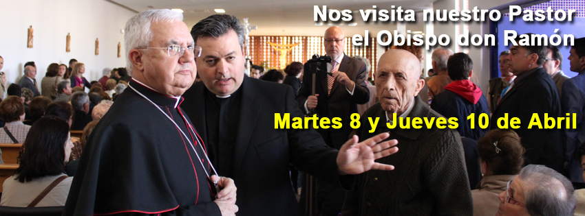 Nos visita nuestro Pastor