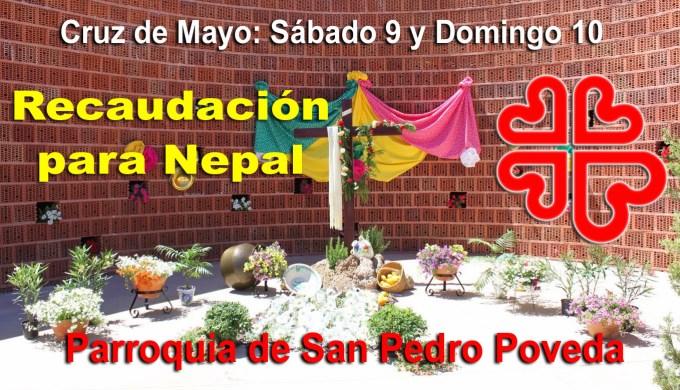 Cruz Mayo 2015 Caritas Nepal