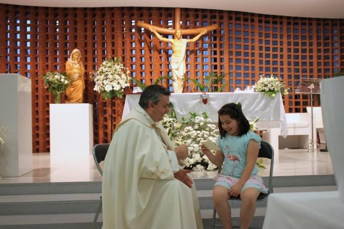 Primera Confesión 2017