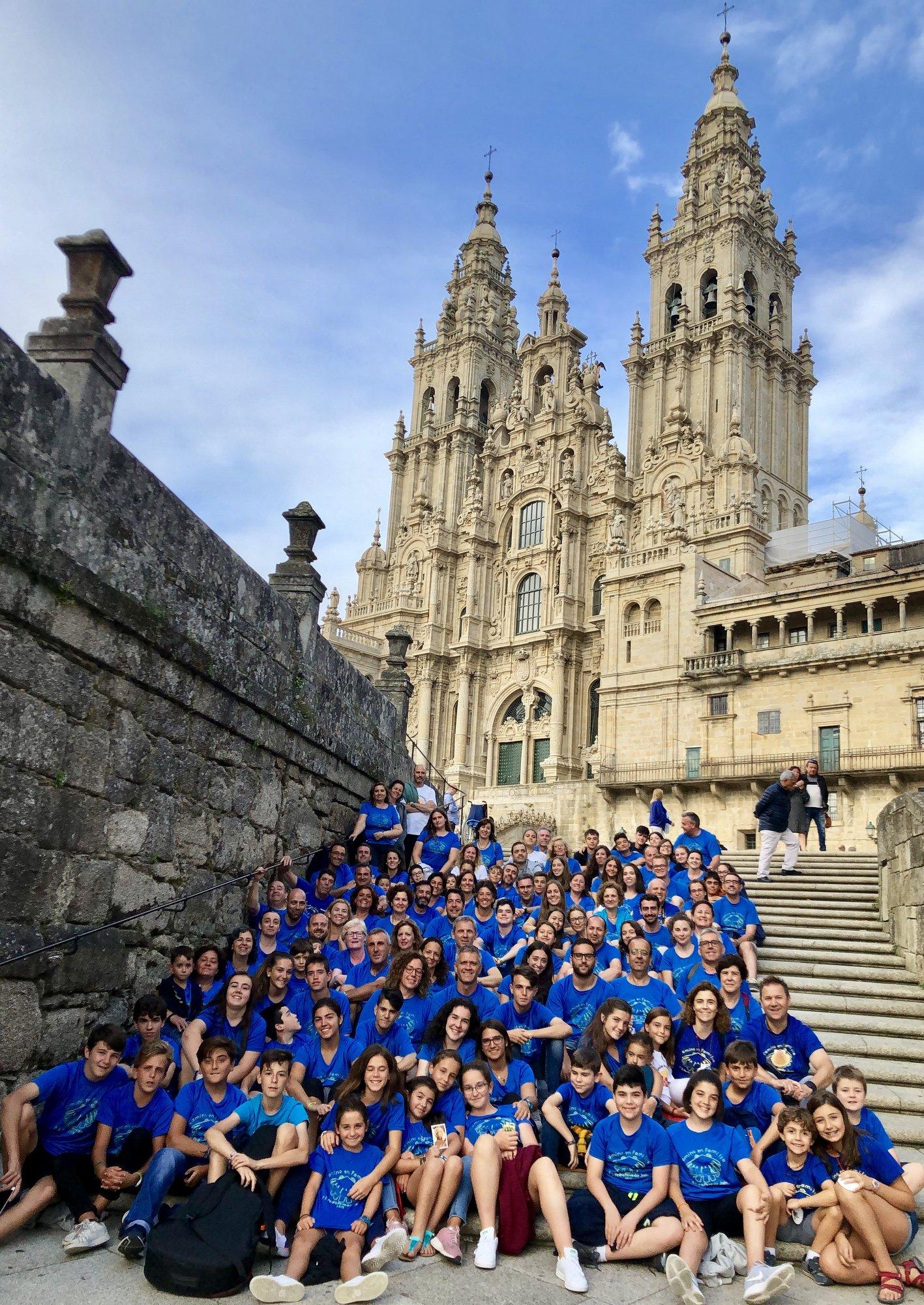 Álbumes de fotos del Camino de Santiago 2019