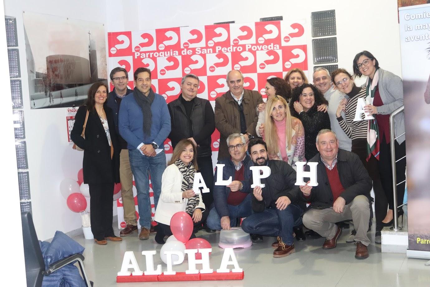 Nuevo Curso Alpha en San Pedro Poveda