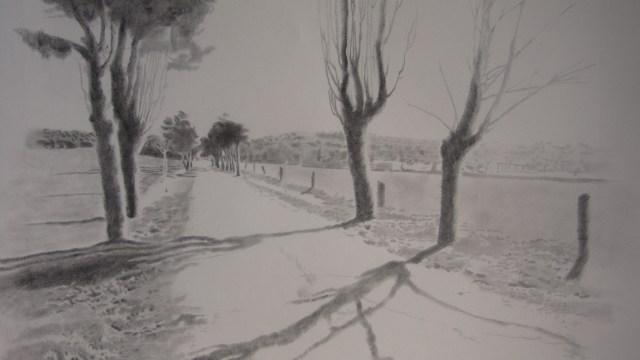 """Camino de entrada"""