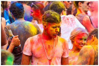 Holi Madrid 2014