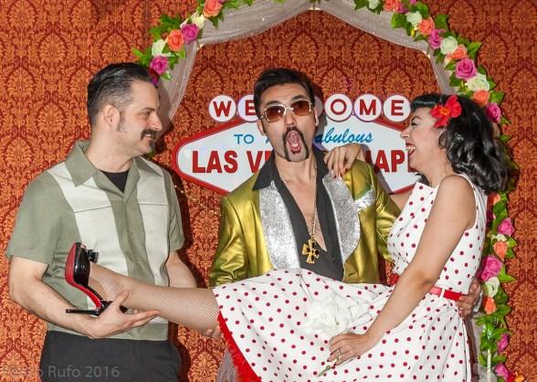 Las Vegas Chapel España con Lola Burlesque y Rafael Pascual
