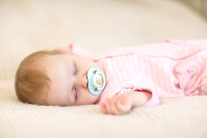 safe sleep for new babies with pacifier pediatric associates of savannah