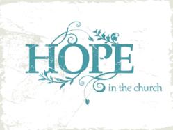 Hope in the Church