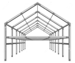 Building Project: A Barn on Stilts?