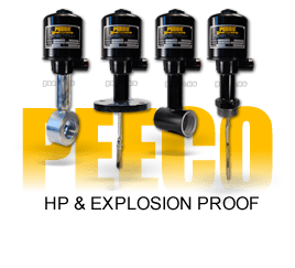 PEECO High Pressure Flow Switch