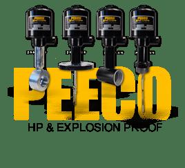 PEECO High Pressure Flow Switch