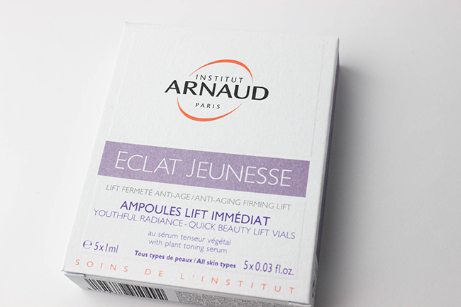 Institut Arnaud - ECLAT JEUNESSE - AMPOULES LIFT IMMEDIAT-4