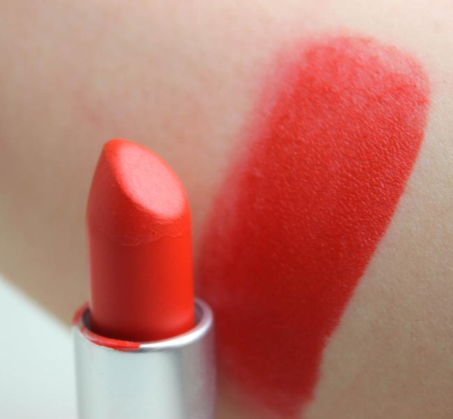 rouge à lèvres orange-mac-ladydanger