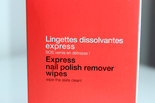 Lingettes dissolvantes express Sephora-16