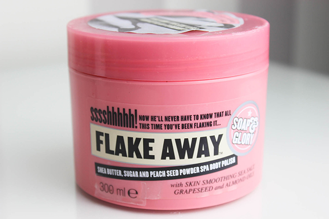 Flake Away de Soap & Glory-revue-4