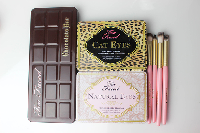 Absolute Essentials- Set de pinceaux TOO FACED-5