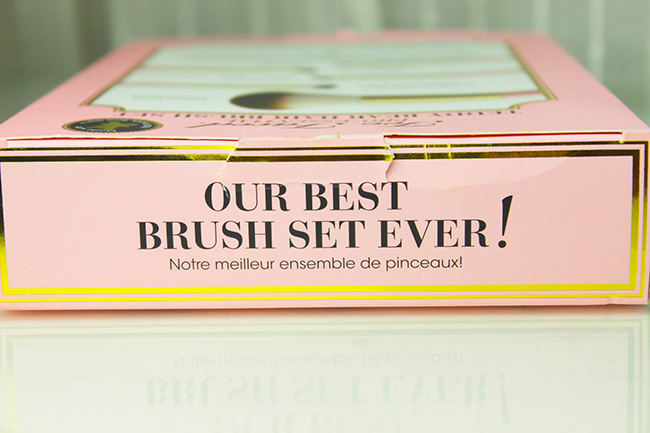 Absolute Essentials- Set de pinceaux TOO FACED-6