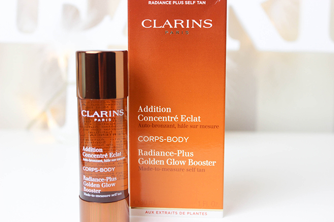 CLARINS Addition Concentré Eclat Corps-2