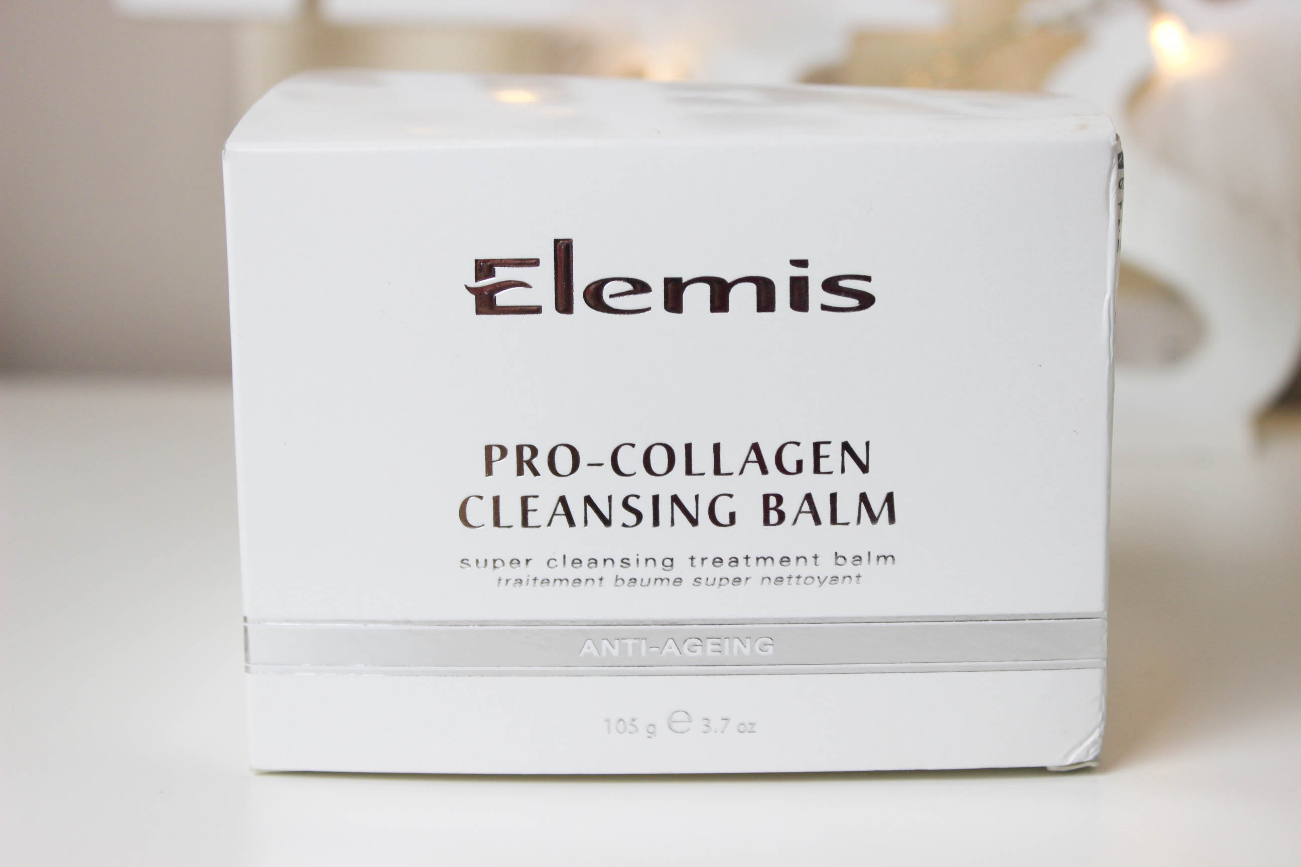 ELEMIS Pro-Collagen Cleansing Balm-9