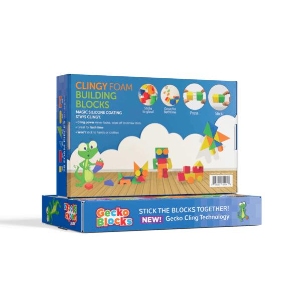 Gecko Blocks 28 Pack