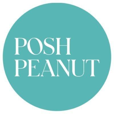 Posh Peanut Logo