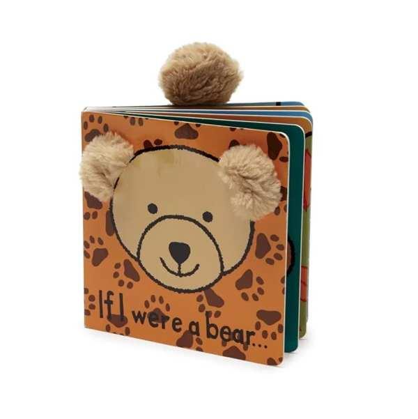 Jellycat If I Were a Bear Board Book