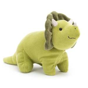 Jellycat Mellow Mallow Trcieratops Large