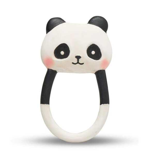 Lanco Natural Rubber Kori Panda Teether