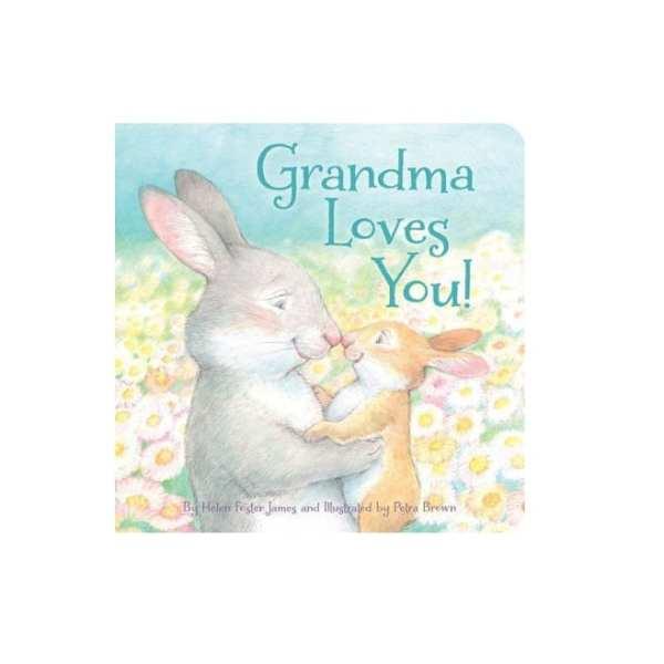 Grandma Loves You Board Book