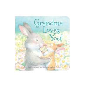Grandma Loves You Board Book
