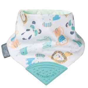 Cheeky Chompers Cheeky Animals Bib