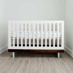 Little Unicorn Cotton Muslin Crib Sheet - Arrow