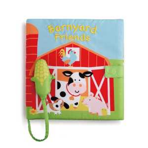Demdaco Barnyard Friends Book with Sound