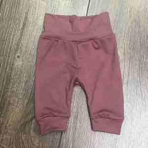 Jena Bug Baby Pants - Mauve Joggers