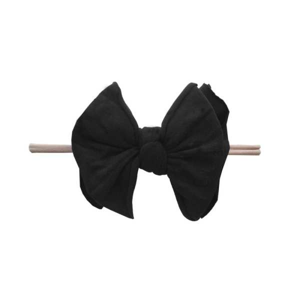 Baby Bling Fab-Bow-Lous SKINNY - Black