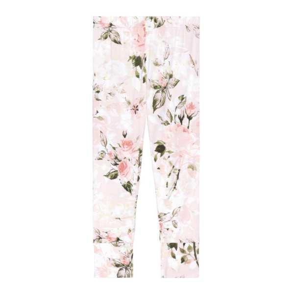 Posh Peanut Vintage Pink Rose Long Sleeve Loungewear