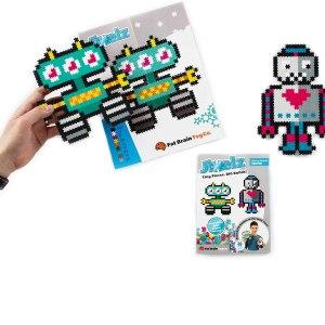 Jixels Roving Robots
