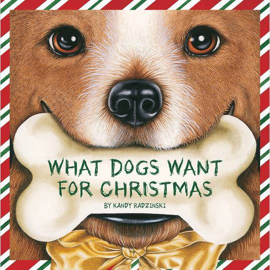 What Dogs Want for Christmas Book