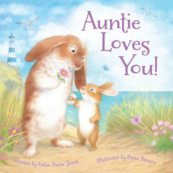 Auntie Loves You! Book