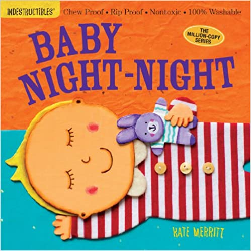 Indestructibles Baby Night Night Book