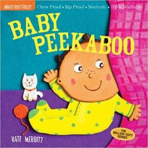Indestructibles Baby Peekaboo