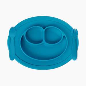 ezpz Mini Feeding Set - Blue