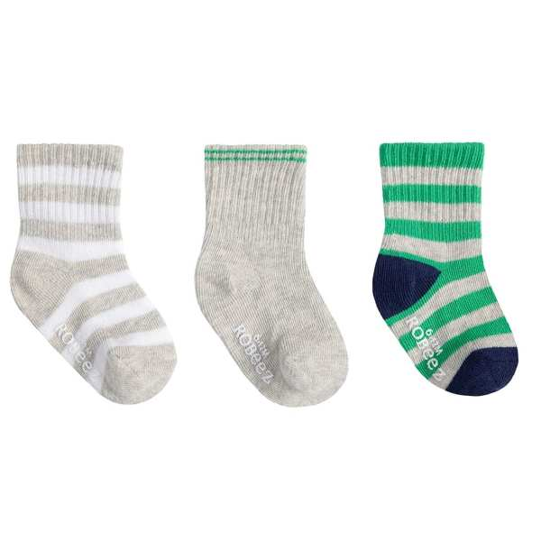 Robeez Socks Daily Dave 3-Pack